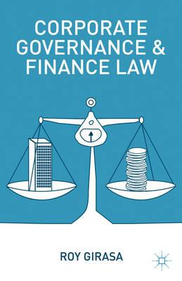 Corporate Governance and Finance Law (BOK)