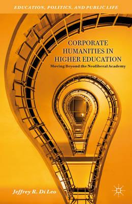 Corporate Humanities in Higher Education (BOK)