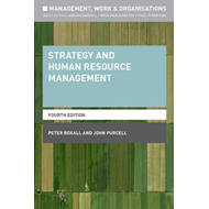 Strategy and Human Resource Management (BOK)