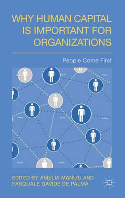 Why Human Capital is Important for Organizations (BOK)