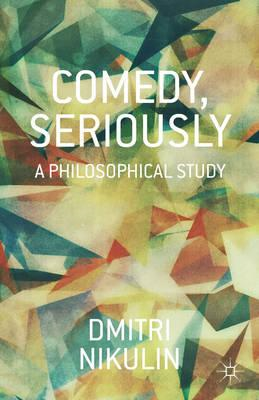 Comedy, Seriously (BOK)