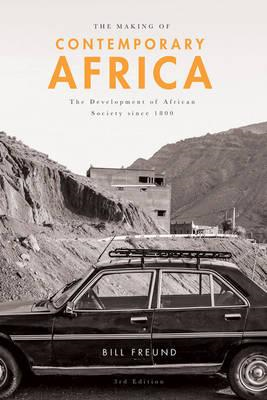 Making of Contemporary Africa (BOK)