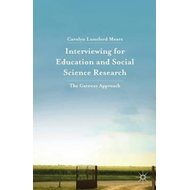 Interviewing for Education and Social Science Research (BOK)