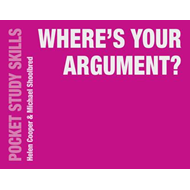 Where's Your Argument? (BOK)