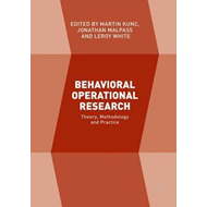 Behavioral Operational Research (BOK)