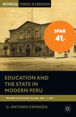 Education and the State in Modern Peru (BOK)