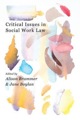Critical Issues in Social Work Law (BOK)