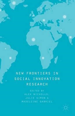 New Frontiers in Social Innovation Research (BOK)