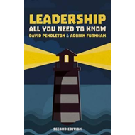 Leadership: All You Need To Know 2nd edition (BOK)