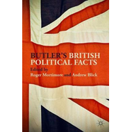 Butler's British Political Facts (BOK)