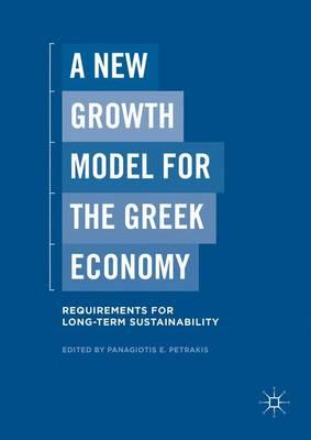 New Growth Model for the Greek Economy (BOK)