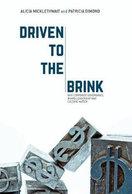 Driven to the Brink (BOK)