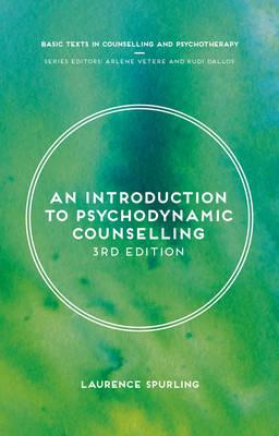 Introduction to Psychodynamic Counselling (BOK)