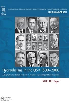 Hydraulicians in the USA 1800-2000 (BOK)