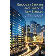 European Banking and Financial Law Statutes (BOK)