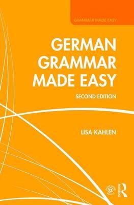 German Grammar Made Easy (BOK)
