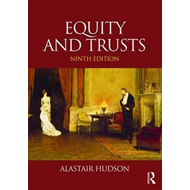Equity and Trusts (BOK)