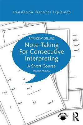 Note-taking for Consecutive Interpreting (BOK)