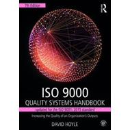 ISO 9000 Quality Systems Handbook-Updated for the ISO 9001: (BOK)
