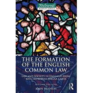 Formation of the English Common Law (BOK)