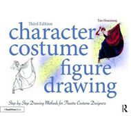 Character Costume Figure Drawing (BOK)