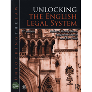 Unlocking the English Legal System (BOK)