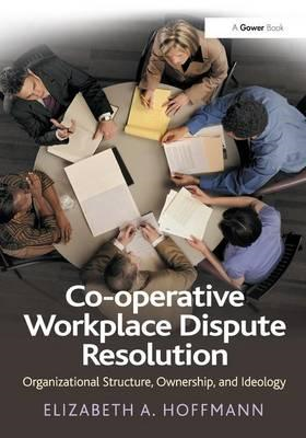 Co-Operative Workplace Dispute Resolution (BOK)