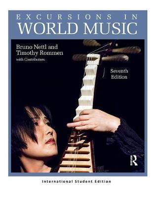 Excursions in World Music, Seventh Edition (BOK)