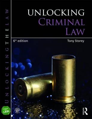 Unlocking Criminal Law (BOK)