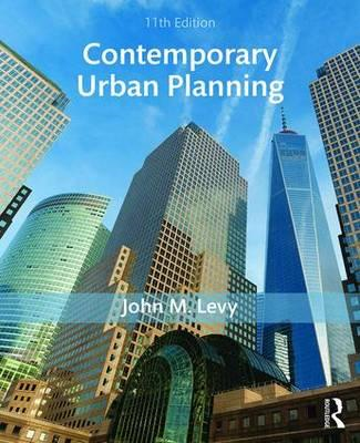 Contemporary Urban Planning (BOK)