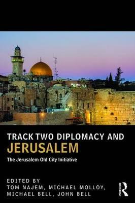 Track Two Diplomacy and Jerusalem (BOK)
