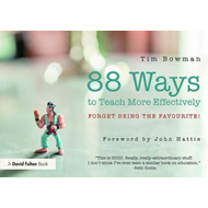 88 Ideas to Teach More Effectively (BOK)