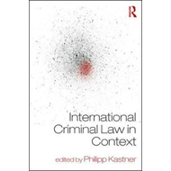 International Criminal Law in Context (BOK)