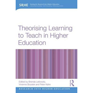 Theorising Learning to Teach in Higher Education (BOK)