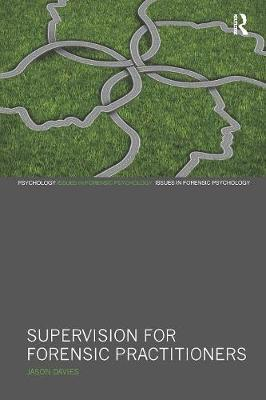 Supervision for Forensic Practitioners (BOK)