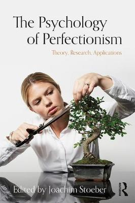 Psychology of Perfectionism (BOK)