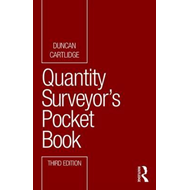 Quantity Surveyor's Pocket Book (BOK)