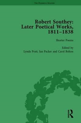 Robert Southey: Later Poetical Works, 1811-1838 (BOK)
