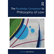 Routledge Companion to Philosophy of Law (BOK)