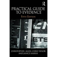 Practical Guide to Evidence (BOK)