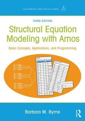Structural Equation Modeling with AMOS (BOK)