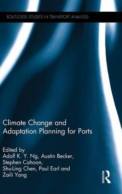 Climate Change and Adaptation Planning for Ports (BOK)