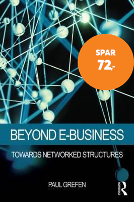Beyond E-Business - Towards networked structures (BOK)