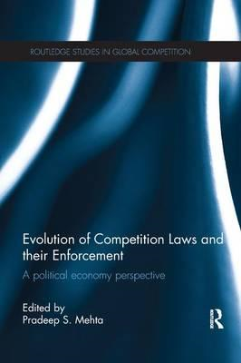 Evolution of Competition Laws and their Enforcement (BOK)