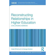 Reconstructing Relationships in Higher Education (BOK)