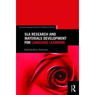 SLA Research and Materials Development for Language Learning (BOK)