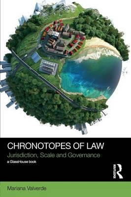 Chronotopes of Law (BOK)