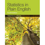 Statistics in Plain English (BOK)