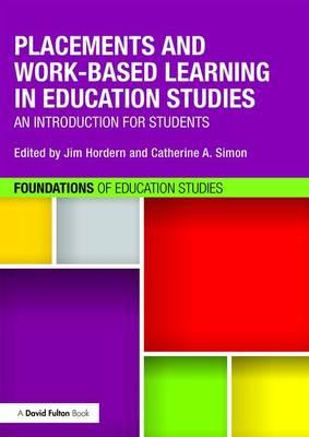 Placements and Work-Based Learning in Education Studies (BOK)