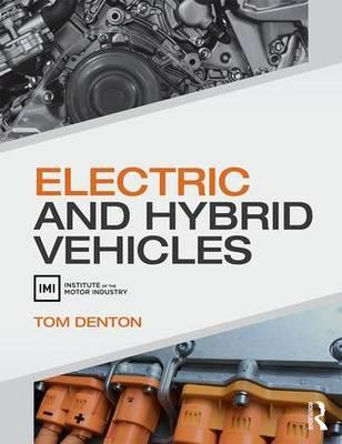 Electric and Hybrid Vehicles (BOK)